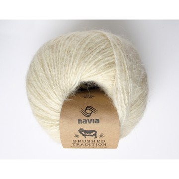 Navia Brushed Tradition - 1101 Hvid