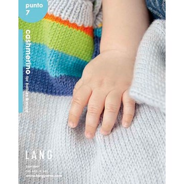 Punto 7 - Cashmerino for babies and more