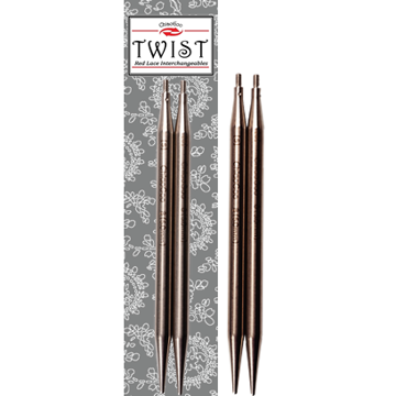 TWIST MINI Lace spids - 13 cm - 2,50 mm
